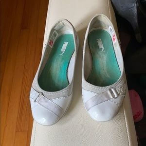 Flat shoes very good condition